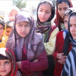 (c) Hugh Thomson 2007 girls at afghan school