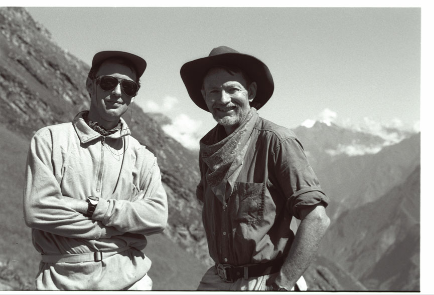 Hugh Thomson and Gary Ziegler