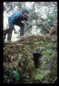 uncovering ruins at Llactapata 02 lo res