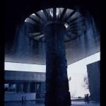 (c) Hugh Thomson 2009 umbrella fountain in anthrolopogy museum mexico 02