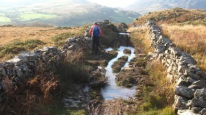 Footpath near Barmouth (c) Ian Dickin 2013