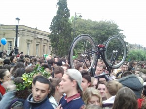 for those who always have to have a bike with them in Oxford